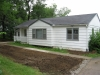 Front view w new drainage sys